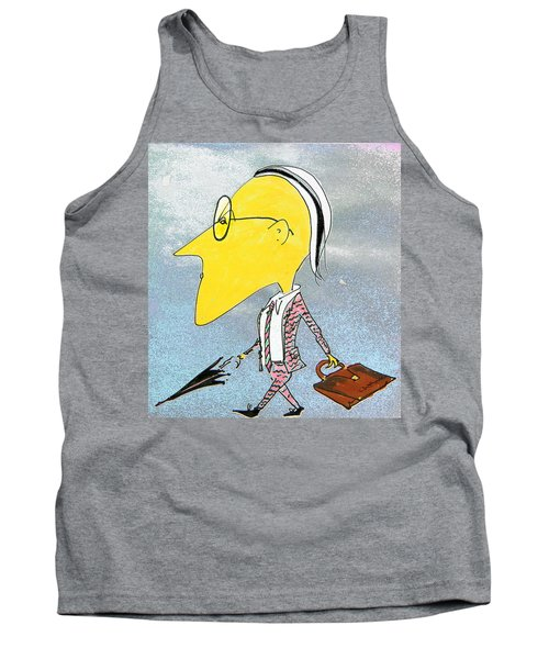 The Lawyer Tank Top