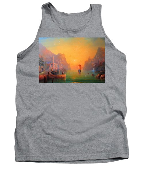 The Leaving Tank Top