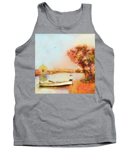 The Life Of A Fisherman Tank Top