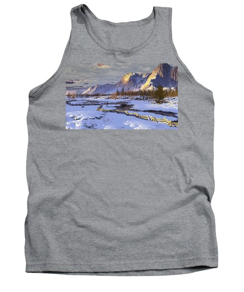 The Life Of Snow Tank Top