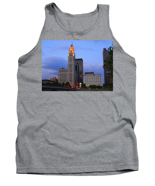 The Lincoln Leveque Tower Tank Top