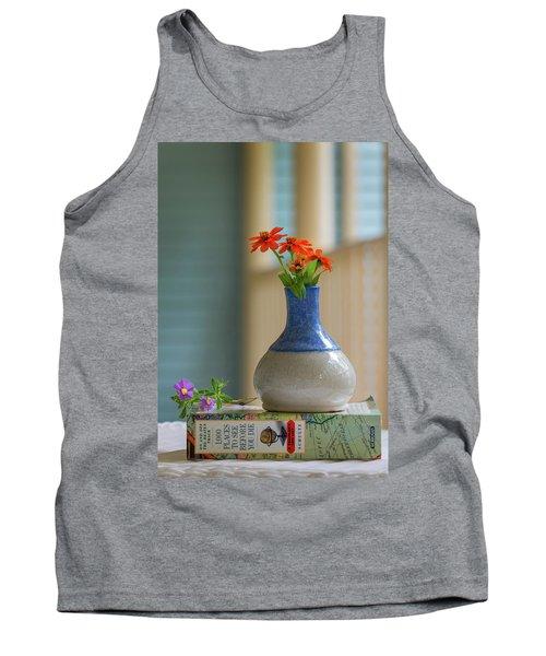 The Little Vase Tank Top