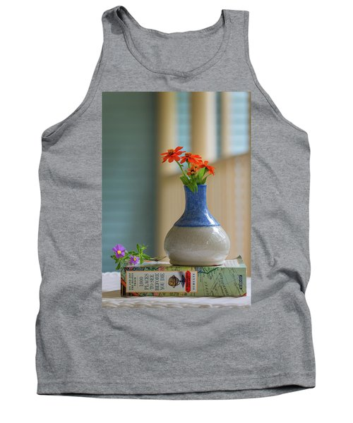 The Little Vase Tank Top