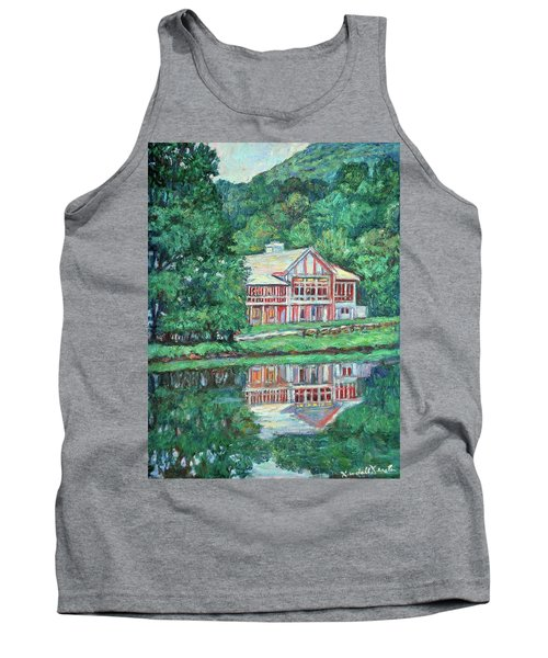 The Lodge At Peaks Of Otter Tank Top