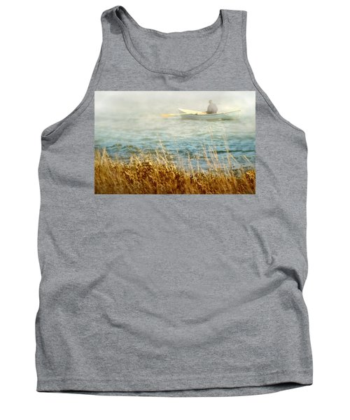 The Lone Rower Tank Top