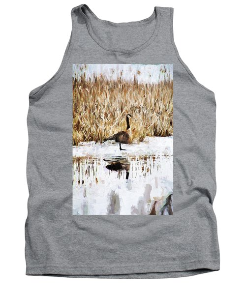The Lone Traveler Tank Top