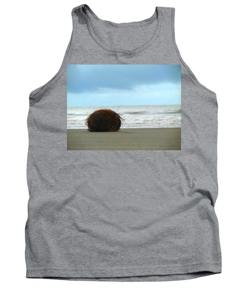 The Lonely Coconut Tank Top