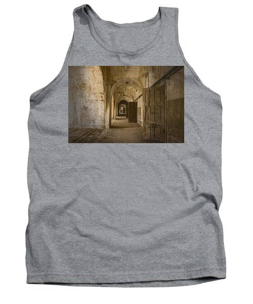 The Long Hall Tank Top