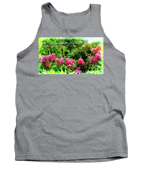 The Lord Hath Made Tank Top