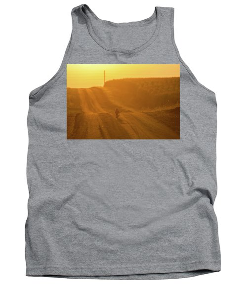 The Lost Puppy Tank Top
