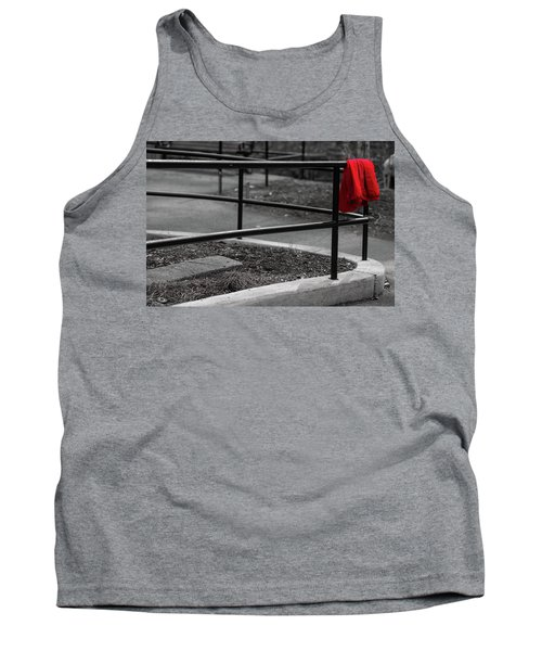 The Lost Red Jacket Tank Top