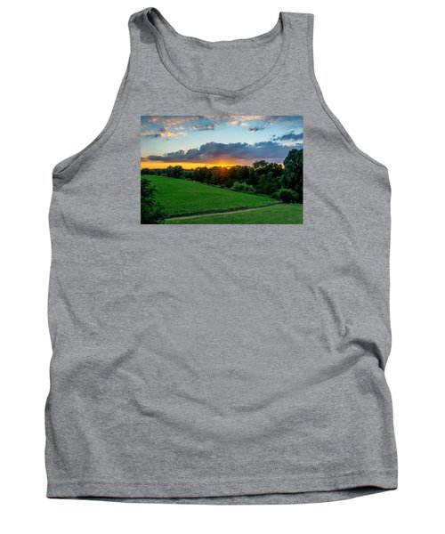 Tank Top featuring the photograph The Lower Rhine Region by Sabine Edrissi