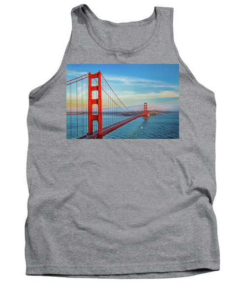 Tank Top featuring the photograph The Majestic by Az Jackson