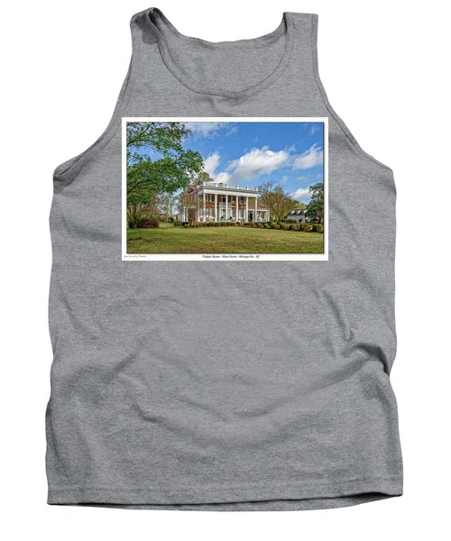 The Manor Tank Top