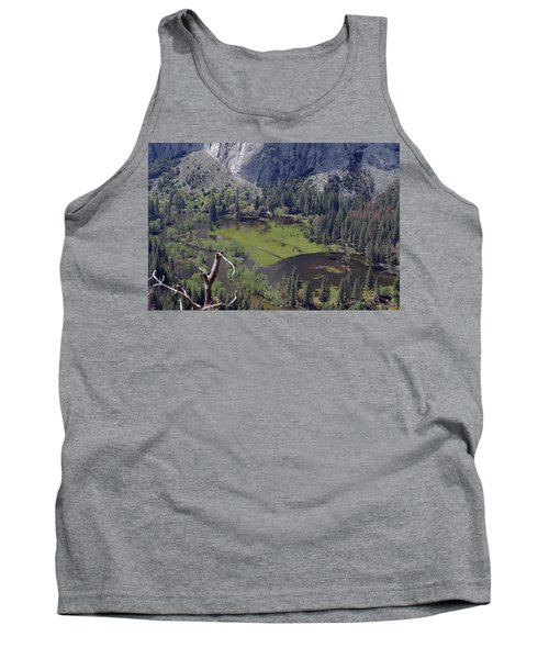 The Meadow From Four Mile Trail Tank Top