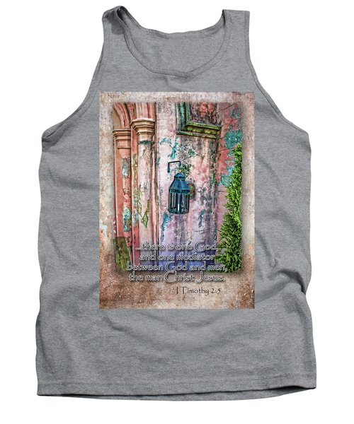 The Mediator Tank Top by Larry Bishop