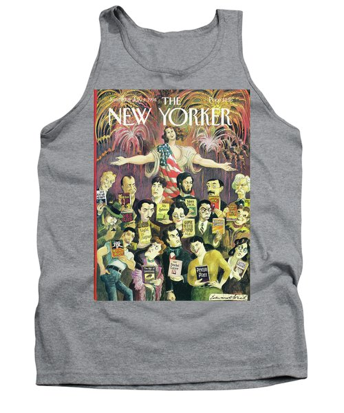 New Yorker June 27th, 1994 Tank Top