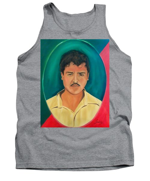The Mexican Tank Top by Manuel Sanchez