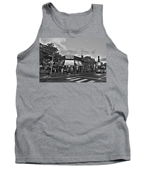 The Middle East In Central Square Cambridge Ma Black And White Tank Top