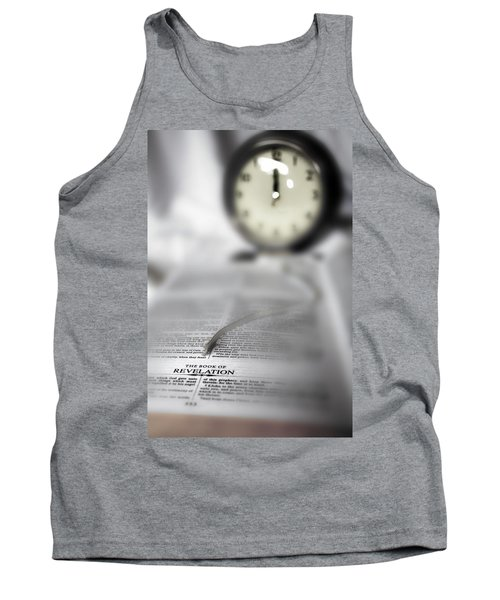 The Midnight Cry Tank Top by Gray  Artus
