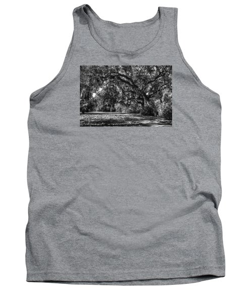 The Mighty Oaks 1 Bw Tank Top