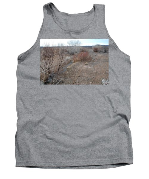 Tank Top featuring the photograph The Mighty Santa Fe River by Rob Hans