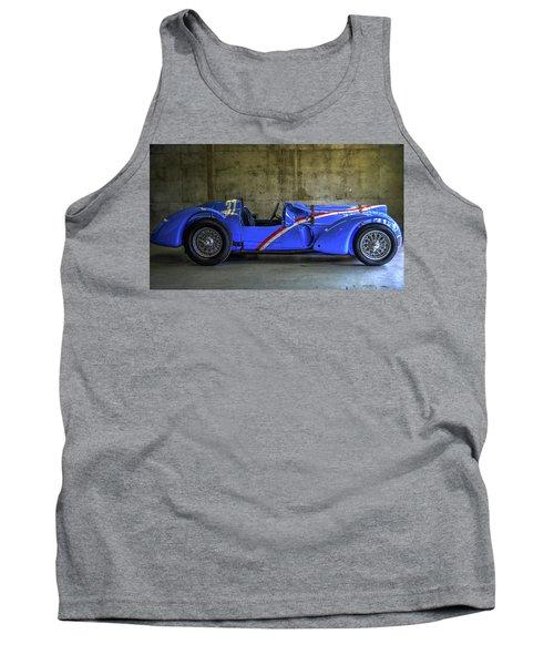 The Million Franc Car Tank Top by Josh Williams