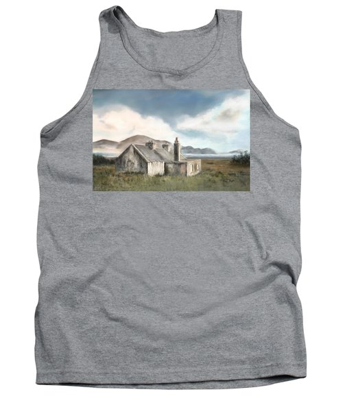 The Mist Of Moorland Tank Top by Colleen Taylor