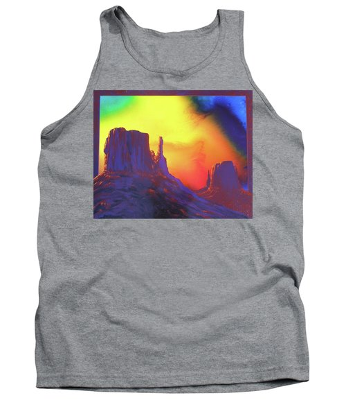 The Mittens , Psalm 19 Tank Top by Alan Johnson