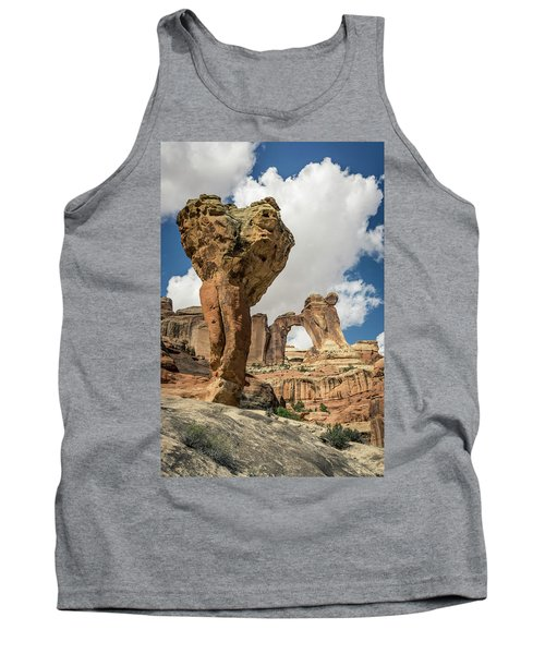 The Molar And Angel Arch Tank Top