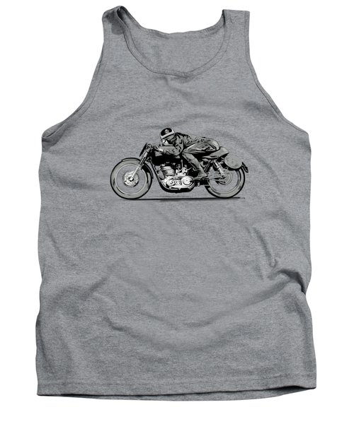The Motorcycle Dust Devil Tank Top