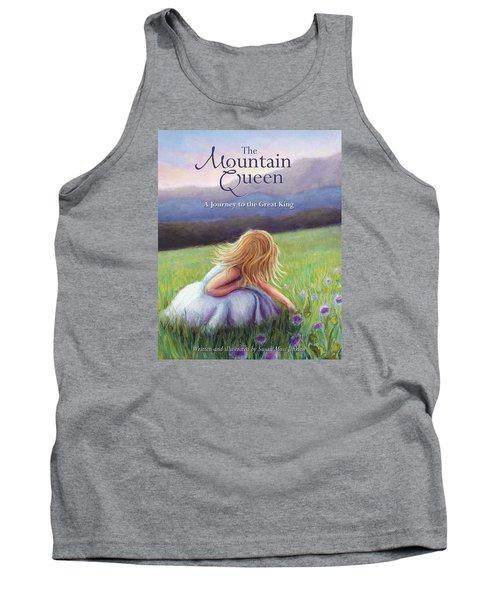 The Mountain Queen Book Cover Tank Top