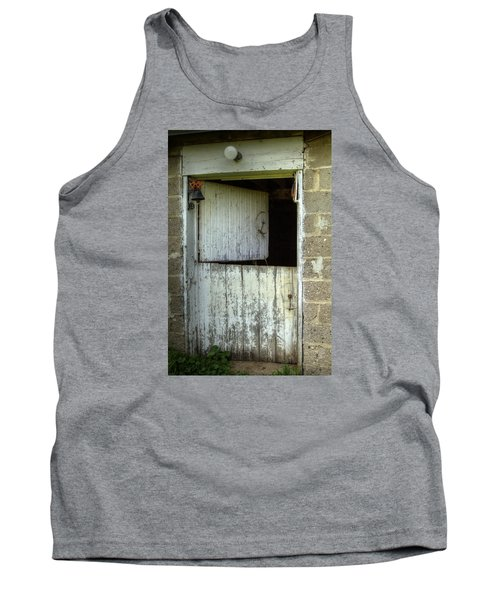 The Mr Ed Door Tank Top