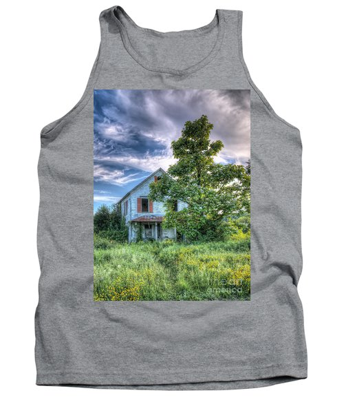 The Nathaniel White Farm House Tank Top