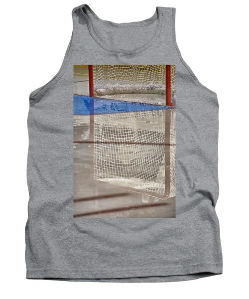 The Net Reflection Tank Top
