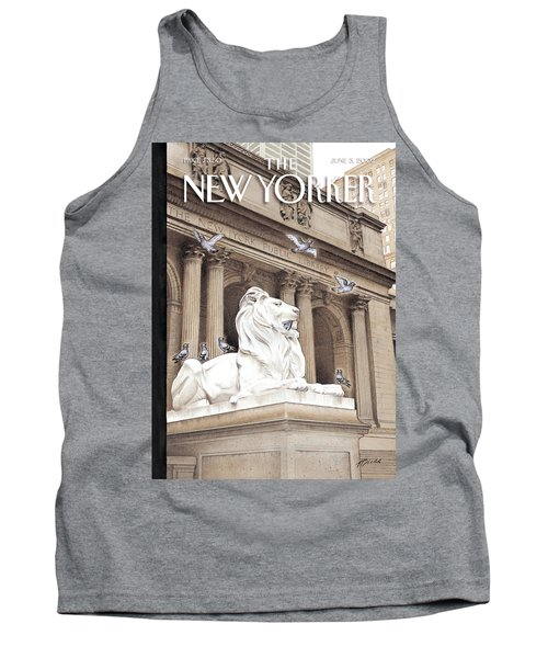 It Is A Jungle Out There Tank Top