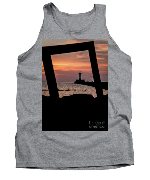 The North Pier Lighthouse Tank Top
