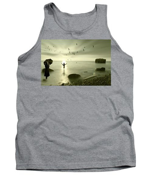 The Northern End Tank Top