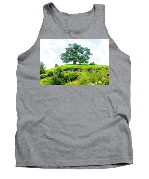 The Oak Tree At Bag End Tank Top