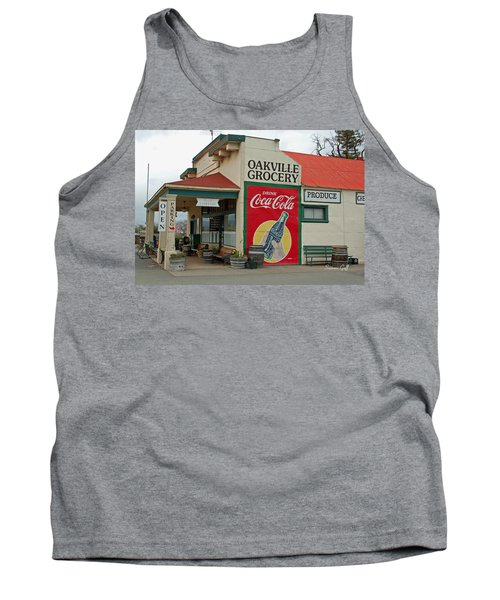The Oakville Grocery Tank Top