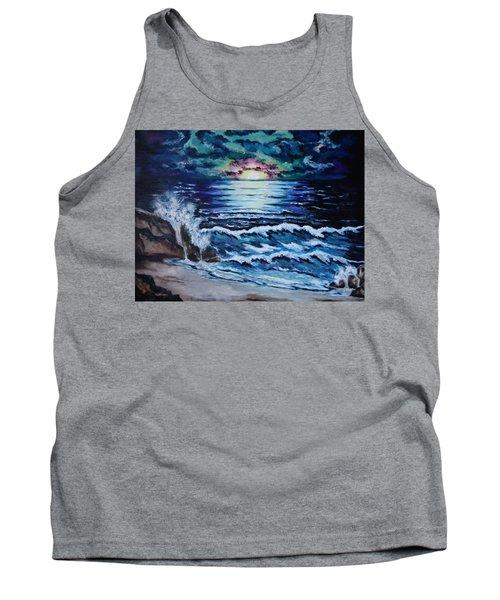 The Ocean Sings The Sky Listens Tank Top