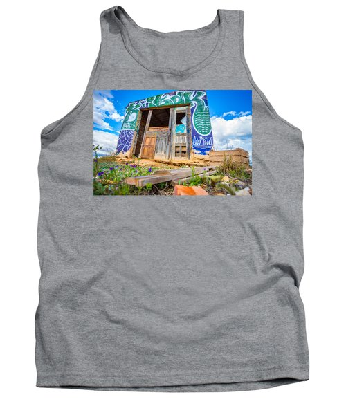 The Old Abode. Tank Top
