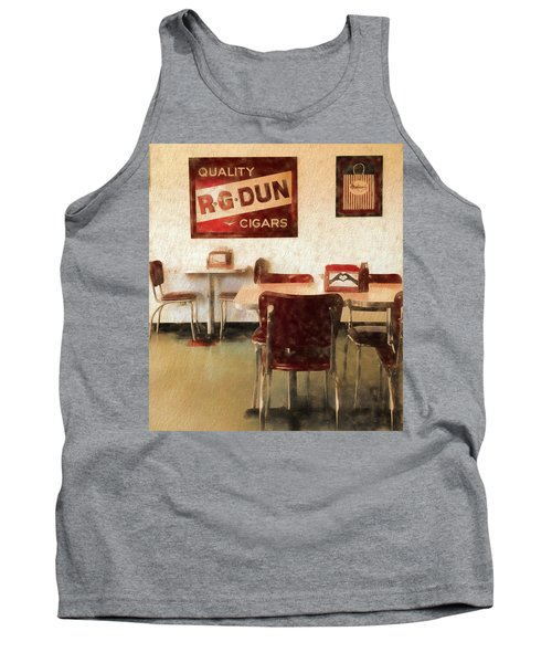 The Old Diner Tank Top