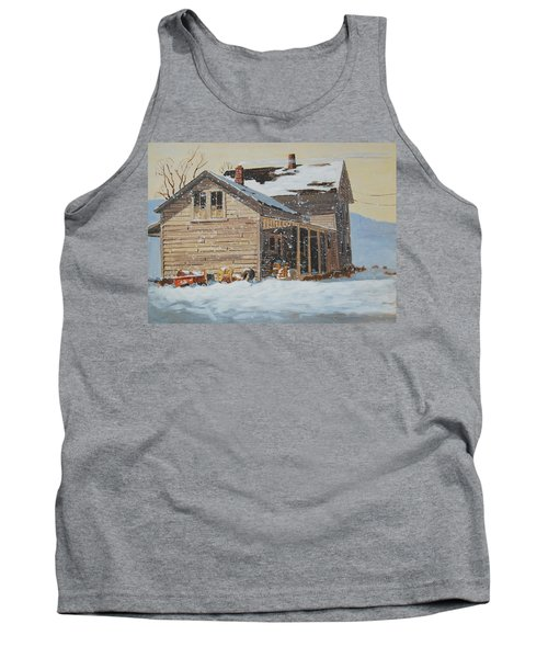 the Old Farm House Tank Top