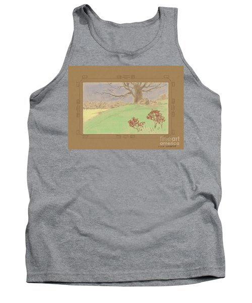 The Old Gully Tree Tank Top