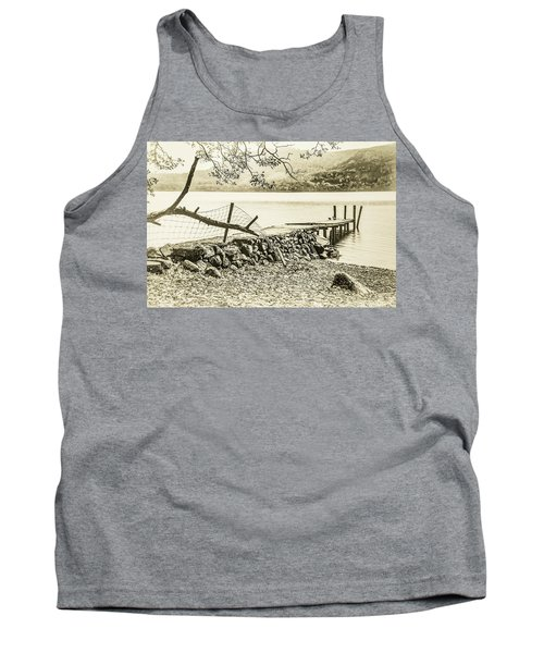 The Old Jetty Tank Top