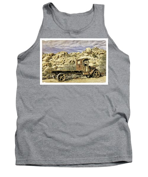 The Old Mack Tank Top