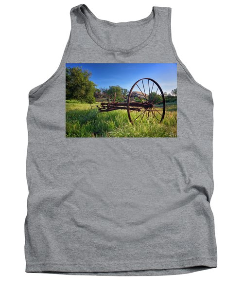 The Old Mower 2 Tank Top
