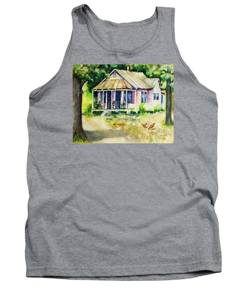 The Old Place Tank Top by Rebecca Korpita