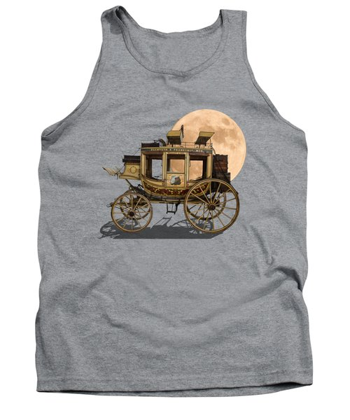 The Old Stage Coach Tank Top